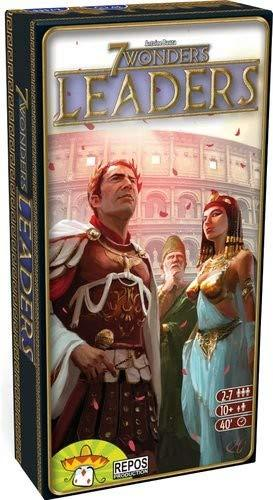 7 Wonders: Leaders | All About Games
