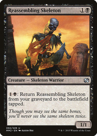 Reassembling Skeleton [Modern Masters 2015] | All About Games