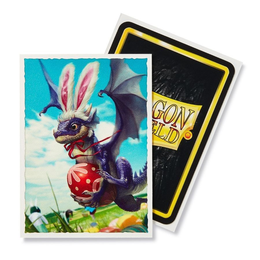 Dragon Shield Easter Dragon 100ct | All About Games