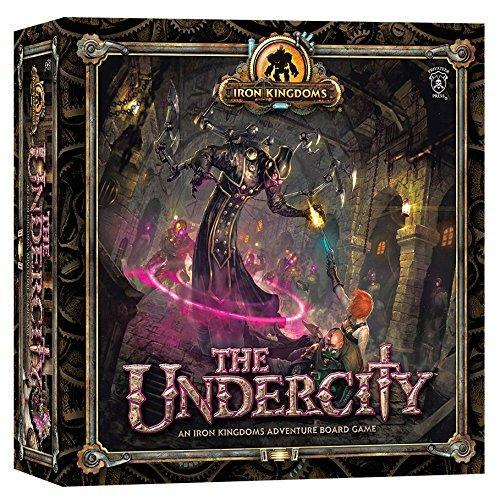 The Undercity | All About Games