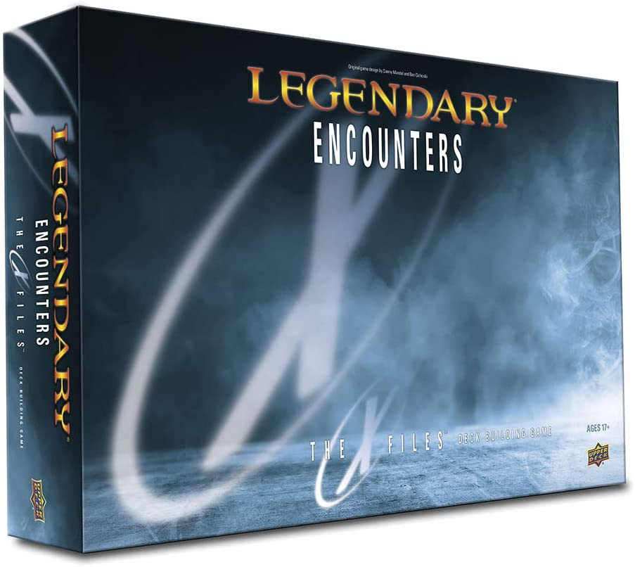 Legendary Encounters: X-Files Core Set | All About Games