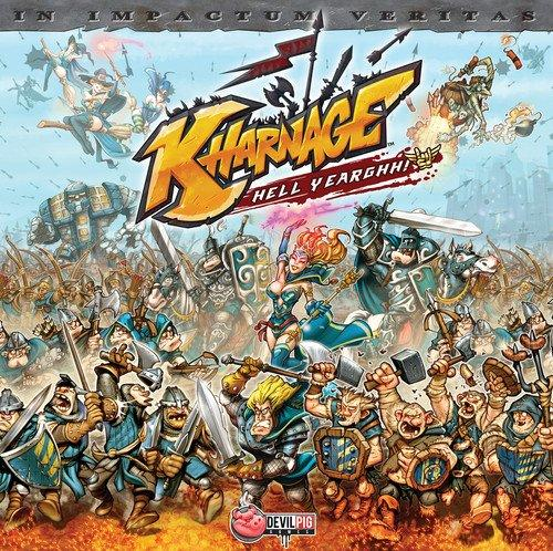 Kharnage | All About Games