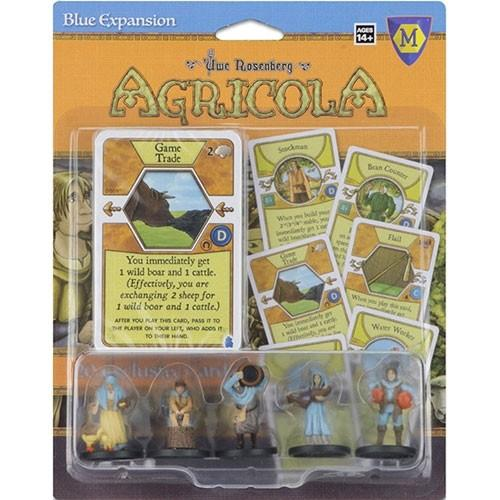 Agricola: Blue Expansion | All About Games