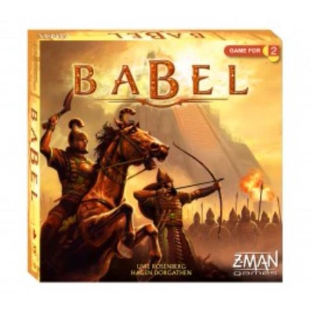 Babel | All About Games