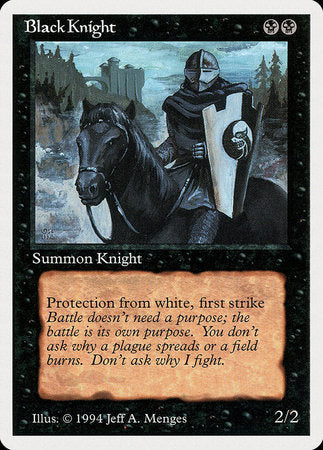Black Knight [Summer Magic / Edgar] | All About Games
