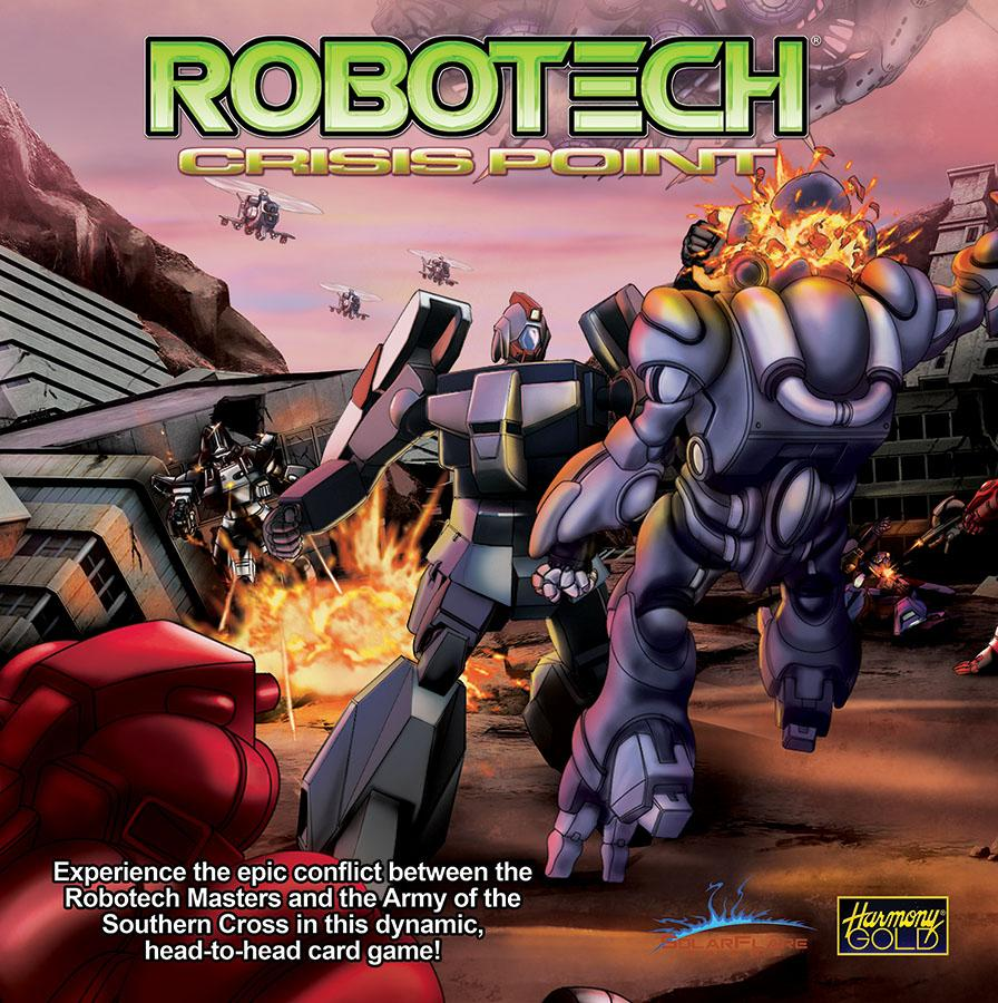 Robotech: Crisis Point | All About Games