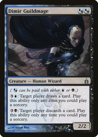 Dimir Guildmage [Ravnica: City of Guilds] | All About Games