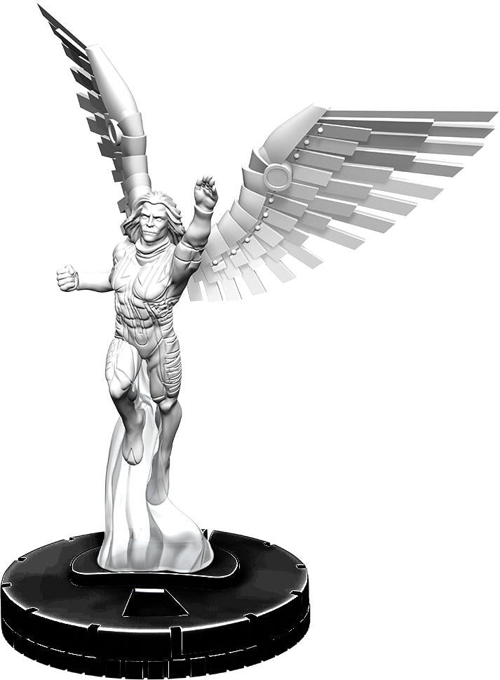 Marvel HeroClix: Deep Cuts Unpainted Miniatures - Angel | All About Games