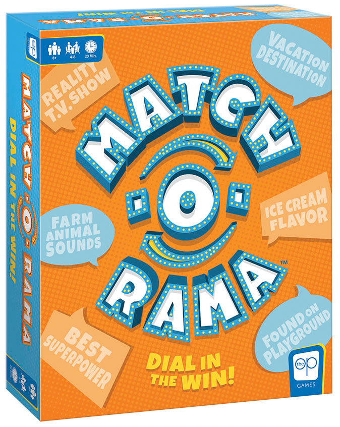 Match-O-Rama | All About Games