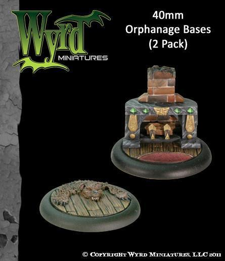 Orphanage Bases 40mm | All About Games