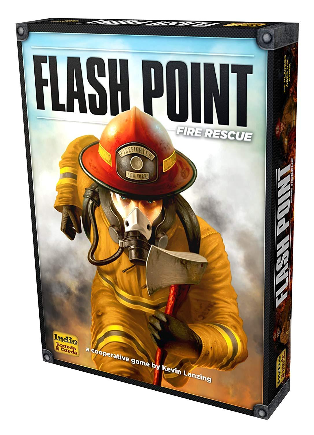 Flash Point: Fire Rescue | All About Games