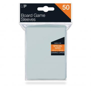 65mm X 100mm Board Game Sleeves 50ct | All About Games