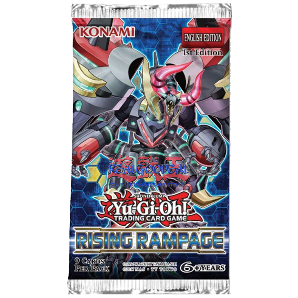 Rising Rampage Booster Pack | All About Games
