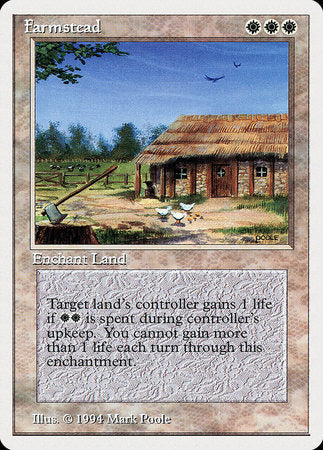 Farmstead [Summer Magic / Edgar] | All About Games