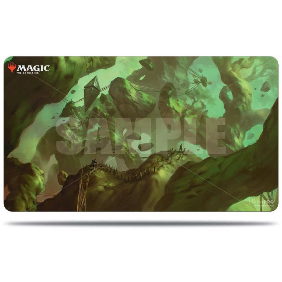 ULTRA PRO: MAGIC THE GATHERING: ZENDIKAR RISING PLAYMAT V9 | All About Games