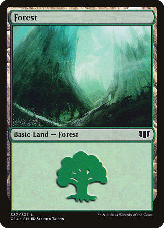 Forest (337) [Commander 2014] | All About Games
