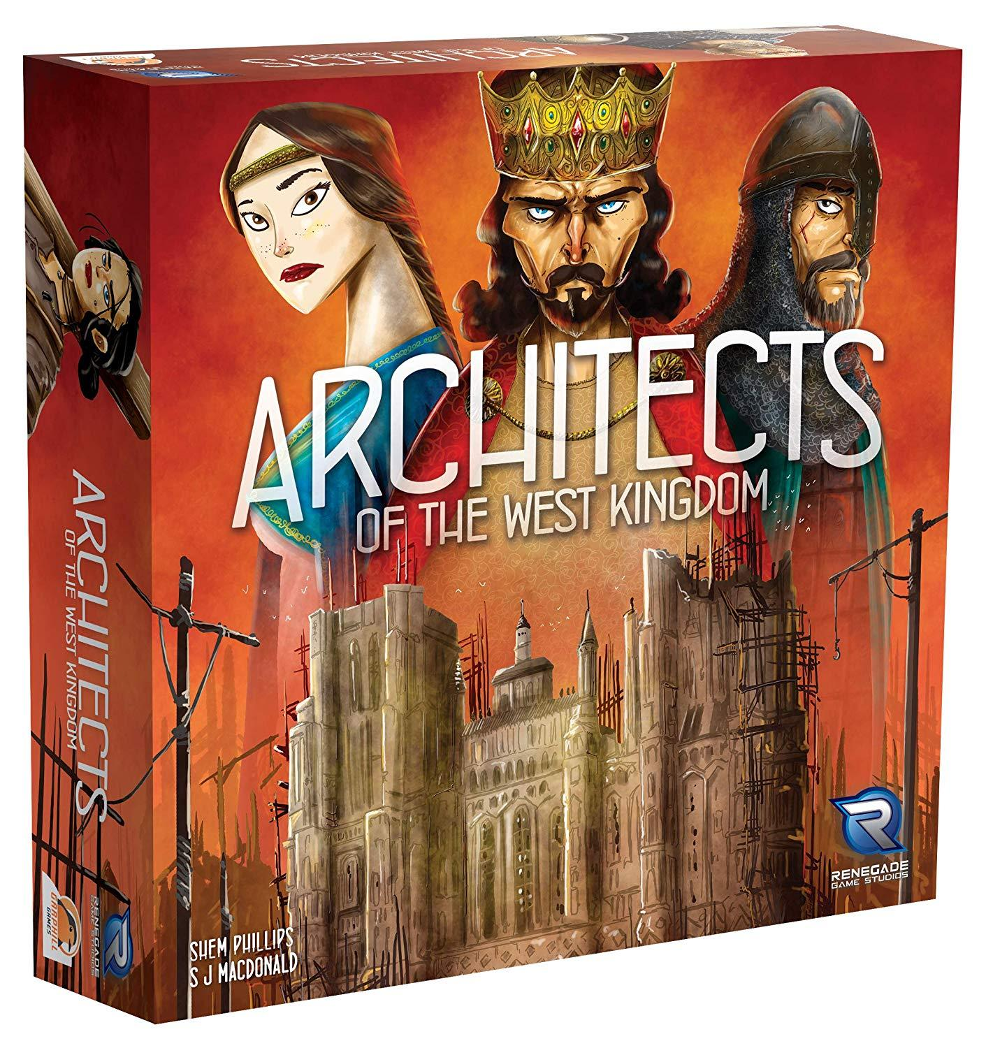 Architects of the West Kingdom | All About Games