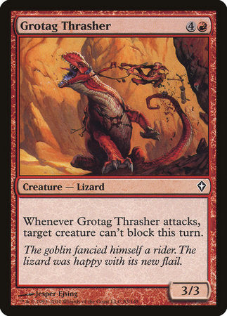 Grotag Thrasher [Worldwake] | All About Games