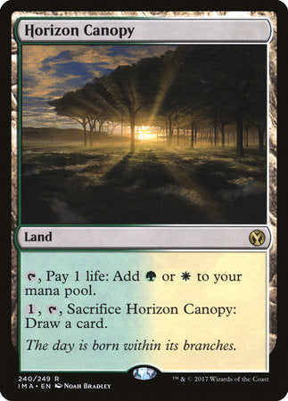 Horizon Canopy [Iconic Masters] | All About Games