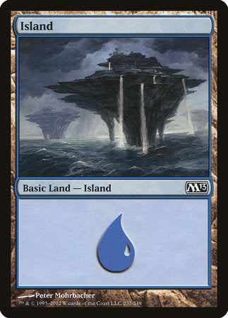 Island (237) [Magic 2013] | All About Games