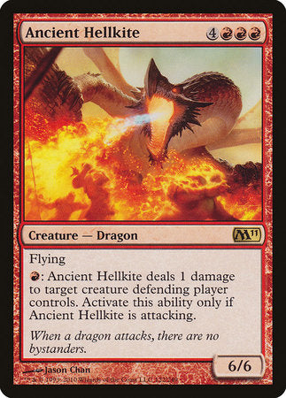 Ancient Hellkite [Magic 2011] | All About Games