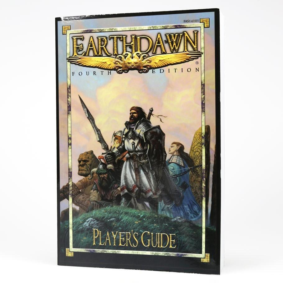 Earthdawn: 4th Edition: Player's Guide | All About Games