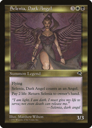 Selenia, Dark Angel [Tempest] | All About Games