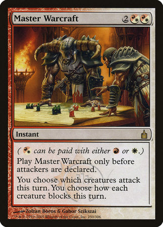 Master Warcraft [Ravnica: City of Guilds] | All About Games