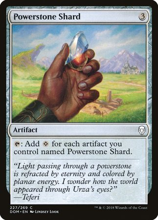 Powerstone Shard [Dominaria] | All About Games