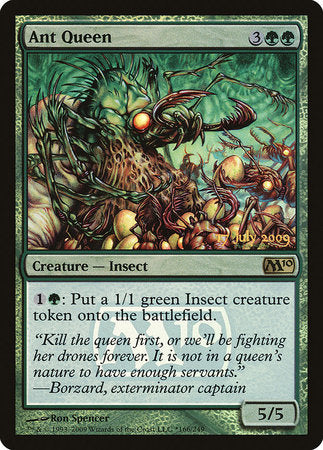 Ant Queen [Magic 2010 Promos] | All About Games