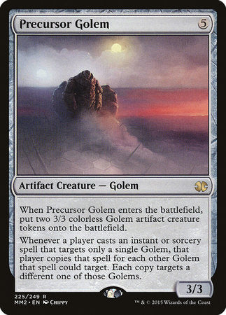 Precursor Golem [Modern Masters 2015] | All About Games