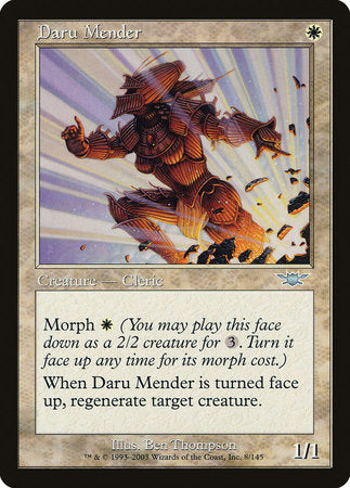 Daru Mender [Legions] | All About Games