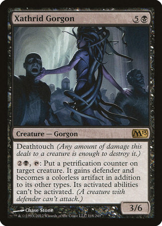 Xathrid Gorgon [Magic 2013] | All About Games