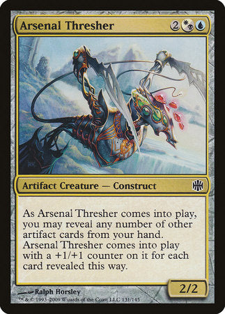 Arsenal Thresher [Alara Reborn] | All About Games