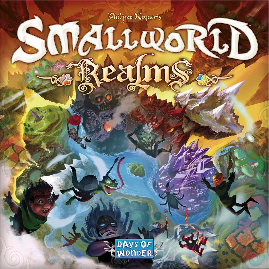 Small World: Realms | All About Games