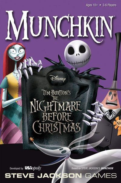 Munchkin: The Nightmare Before Christmas | All About Games