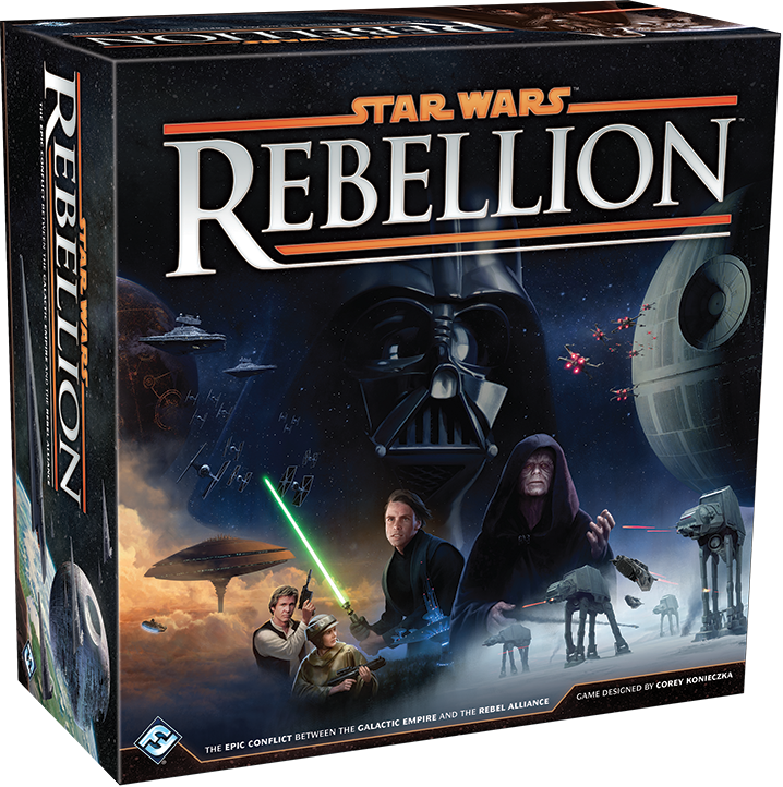 Star Wars: Rebellion | All About Games