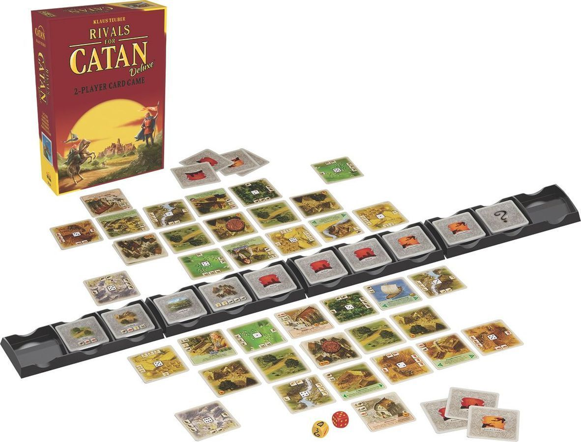 Rivals for Catan Deluxe | All About Games