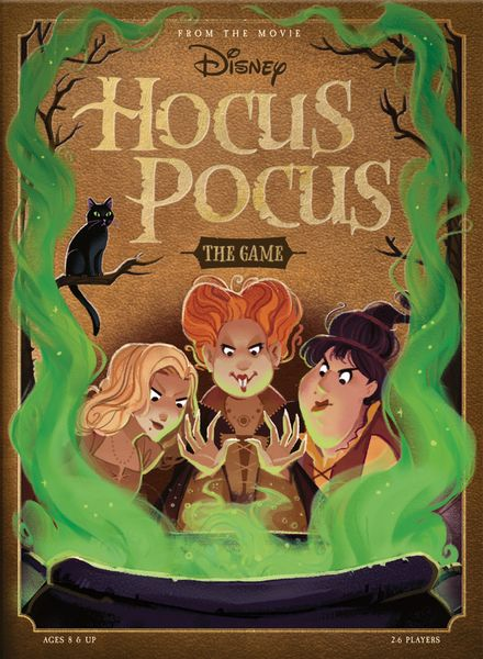 Hocus Pocus | All About Games