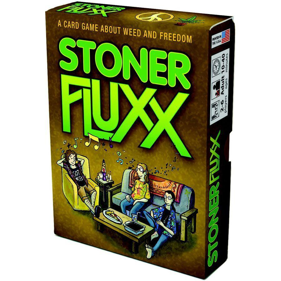 Stoner Fluxx | All About Games