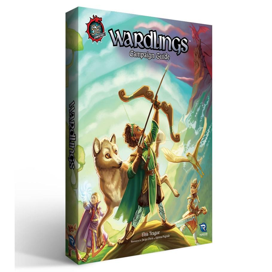 Wardlings Campaign Guide | All About Games