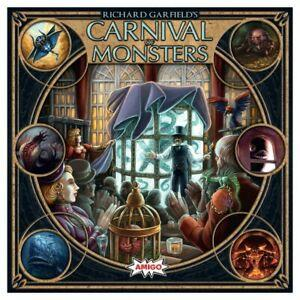 Richard Garfield's Carnival of Monsters | All About Games
