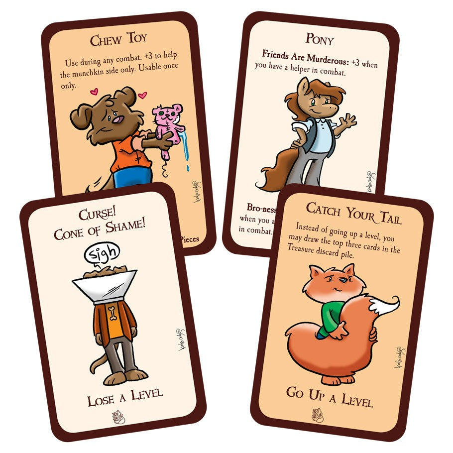 Munchkin Tails | All About Games