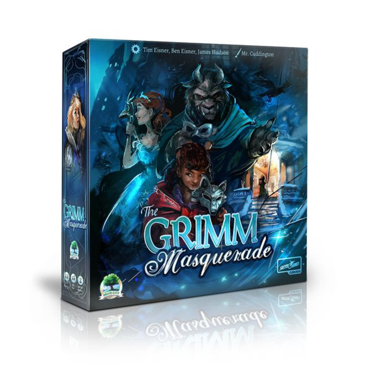 The Grimm Masquerade | All About Games