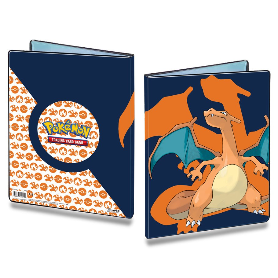 Binder: 9pkt: Portfolio: PKM: Charizard | All About Games