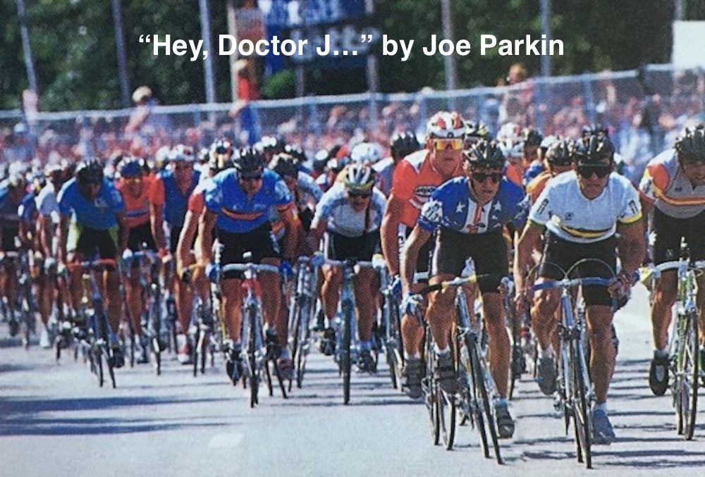 Joe Parkin 1988 Worlds