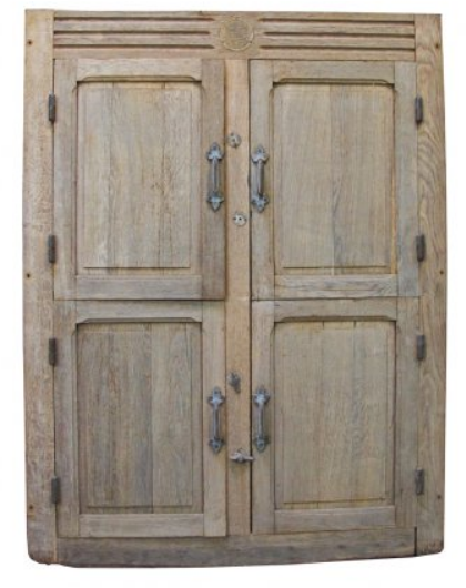VINTAGE FIND: French Cooler Door - CENTURIA
