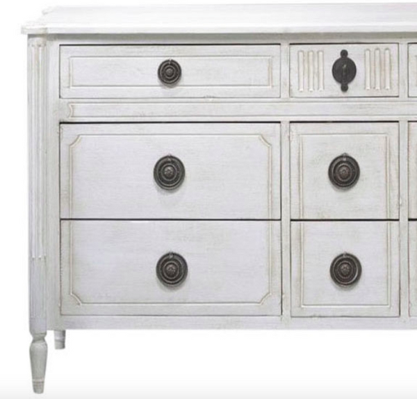 Antique Style French Buffet - CENTURIA