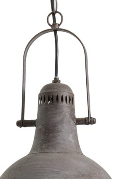 Jensen Pendant in Antique Brown - CENTURIA