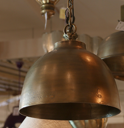 Antique Bronze Pendant Light - CENTURIA